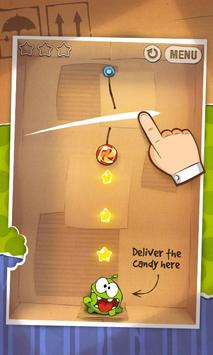 Cut the Rope FULL FREE screenshot 1