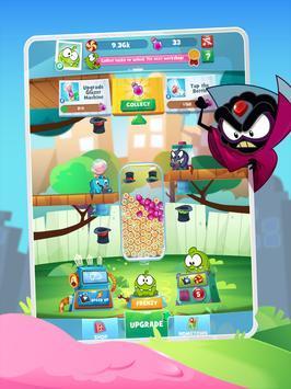 Om Nom Idle Candy Factory скриншот 6
