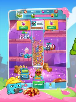 Om Nom Idle Candy Factory скриншот 8