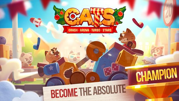 CATS: Crash Arena Turbo Stars screenshot 16
