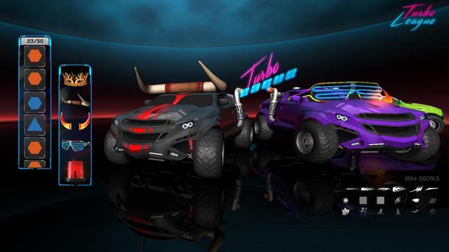 تيربو ليغ Turbo League تصوير الشاشة 1