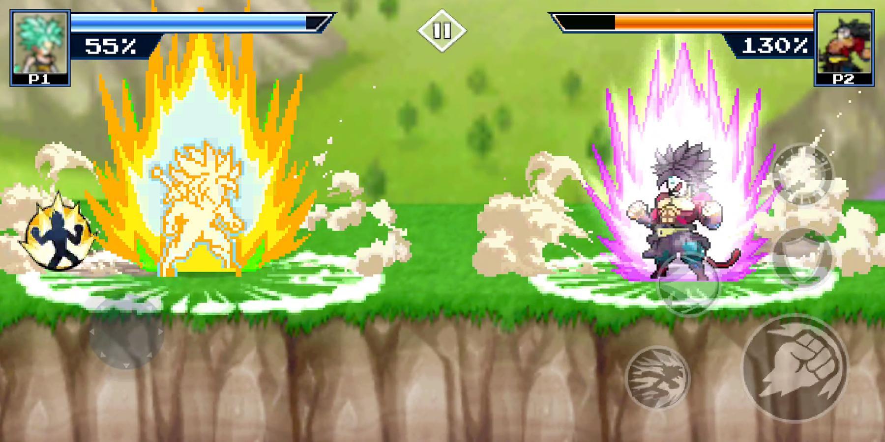 Resultado de imagem para Dragon Warrior_ Legendary Fighter Battle of God para android