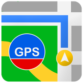 GPS Route Finder-Route Planner icon