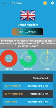 Pro VPN screenshot 3
