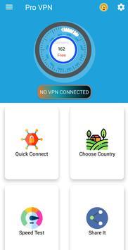 Pro VPN screenshot 1