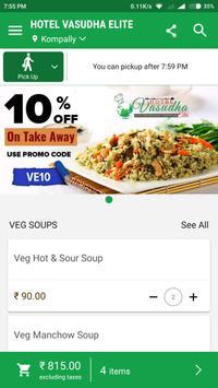 Hotel Vasudha Elite screenshot 4