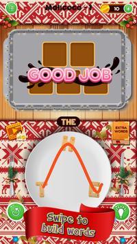 Word Connect - Word Cookies : Word Merry Christmas screenshot 1