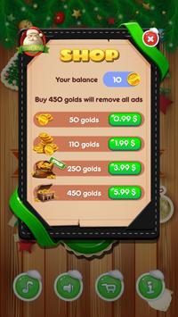 Word Connect - Word Cookies : Word Merry Christmas screenshot 7