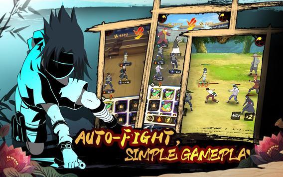 Ninja Elite: Idle RPG screenshot 1