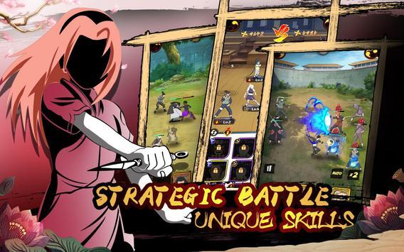 Ninja Elite: Idle RPG screenshot 2