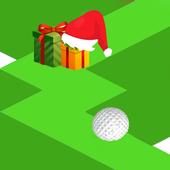 Zigzag Ball - Christmas mode icon