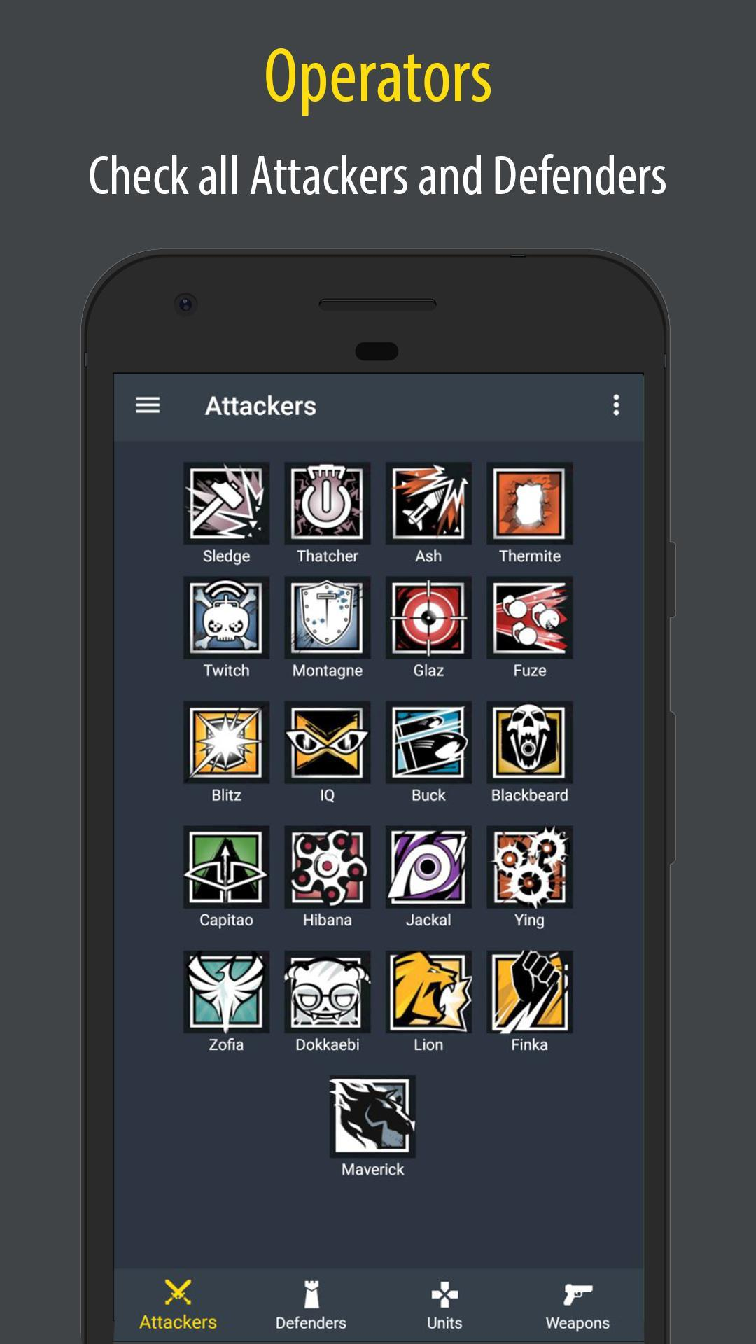 R6 Companion for Android - APK Download