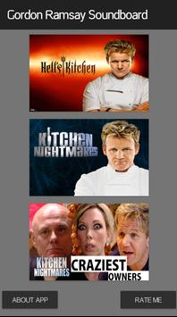 Gordon Ramsay Soundboard screenshot 1