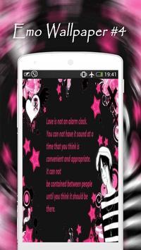 Emo Wallpapers screenshot 4