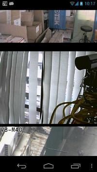 IP CAM Controller تصوير الشاشة 3