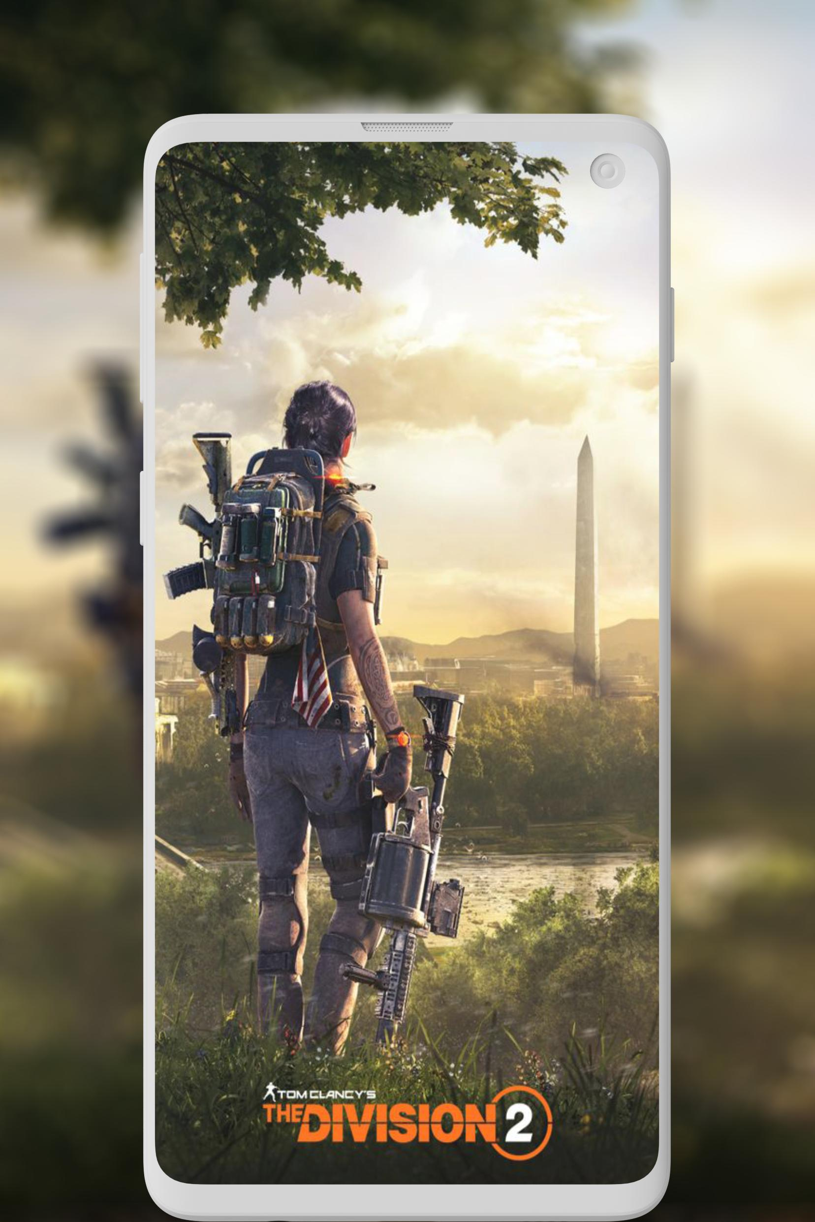 The Division Ii Wallpapers For Android Apk Download