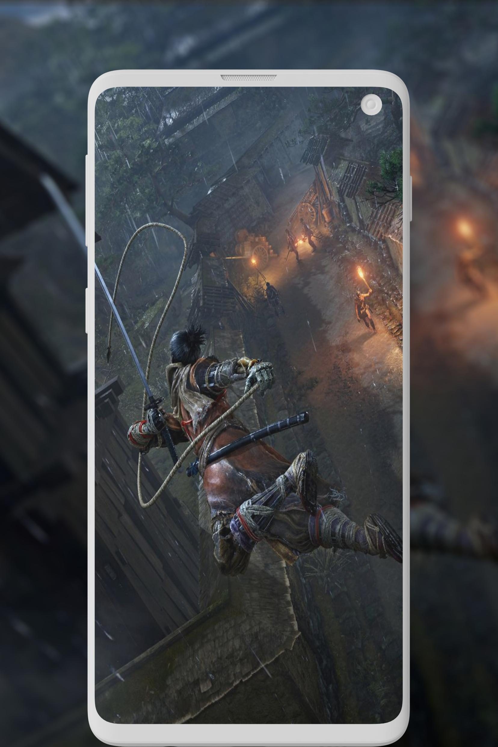 Sekiro Shadows Die Twice Wallpaper For Android Apk Download