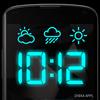 Relógio digital ícone