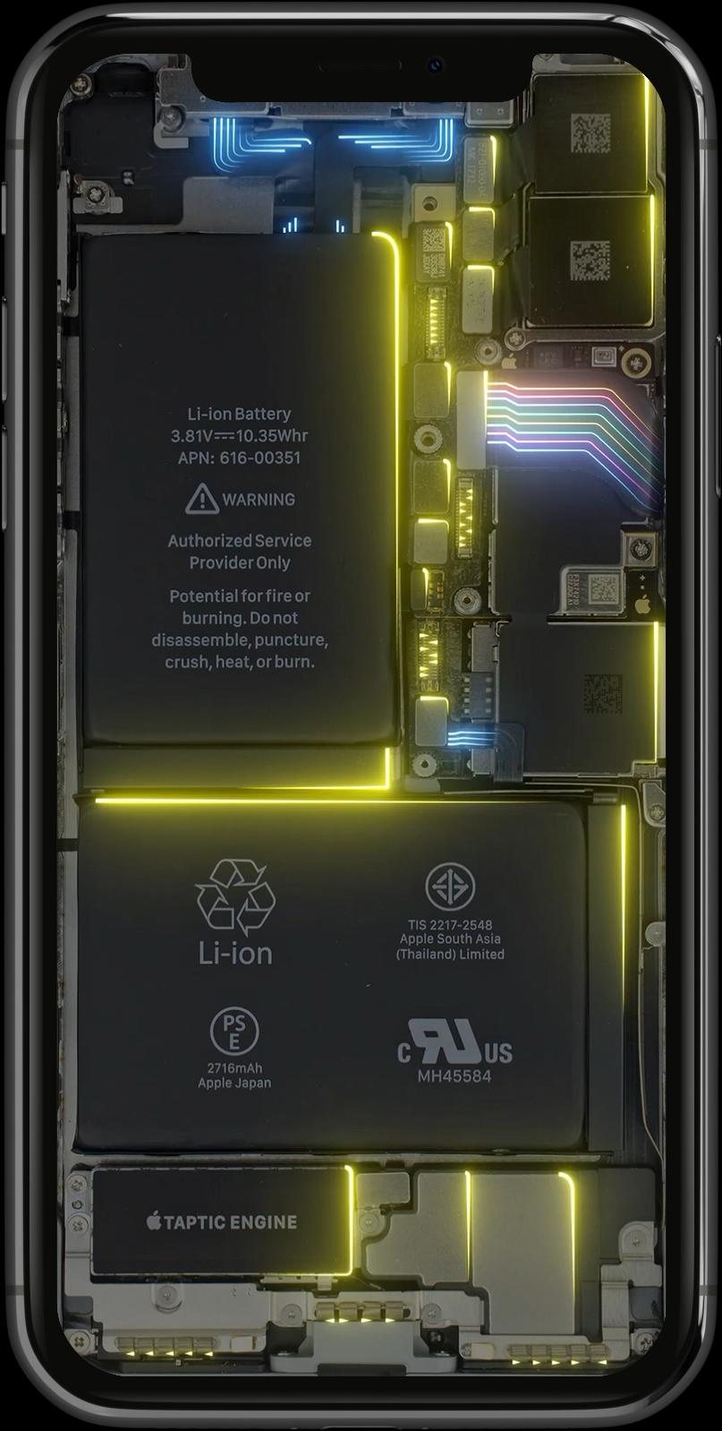 Phone Electricity Live Wallpaper Hd For Android Apk Download