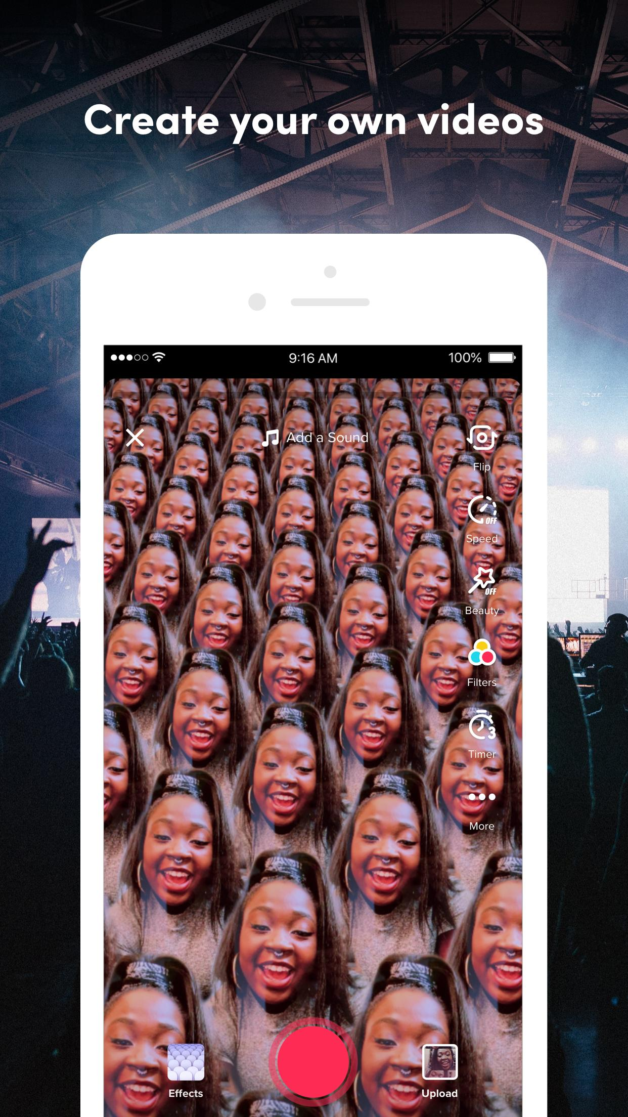 TikTok Musical ly APK Download - Free Media and Video app for