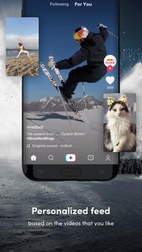 TikTok تصوير الشاشة 1