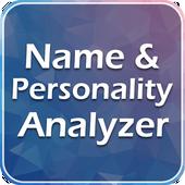 Name & Personality Analyzer icon