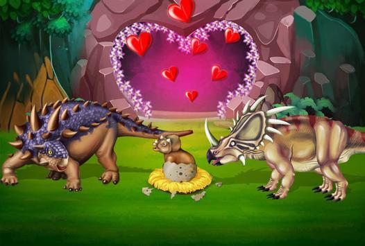 Dino Battle screenshot 3