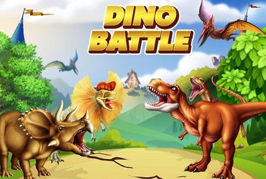Dino Battle screenshot 10