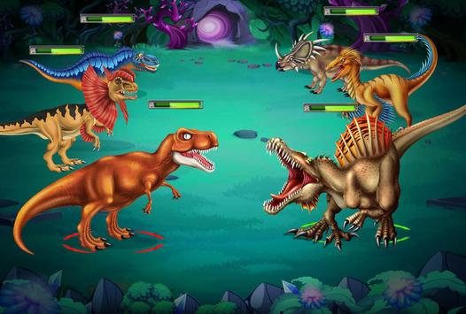 Dino Battle screenshot 12