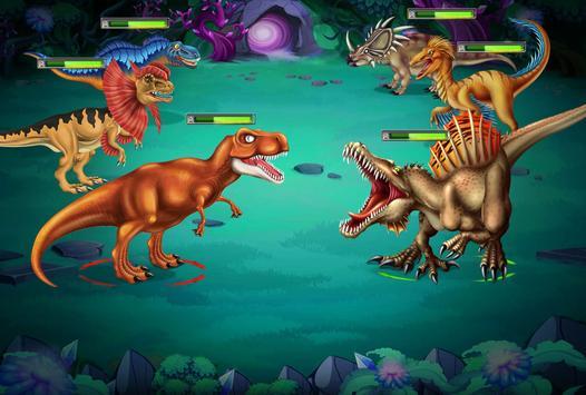 Dino Battle screenshot 2