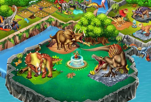 Dino Battle screenshot 6