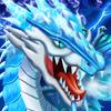 ドラゴンバトル:孵化、進化、バトル!あなた自身の世界を築こ アイコン