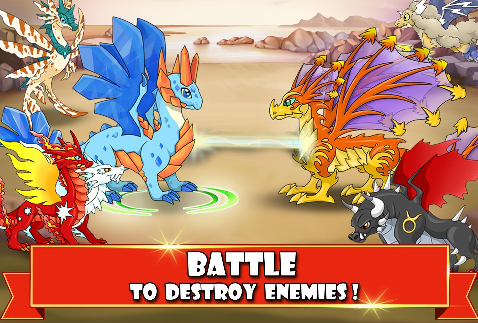 Dragon Battle for Android - APK Download