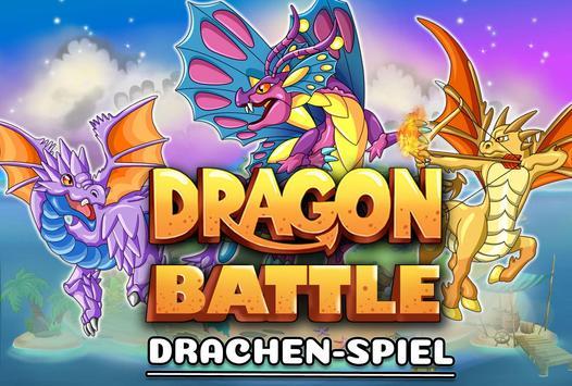 Dragon Battle Plakat
