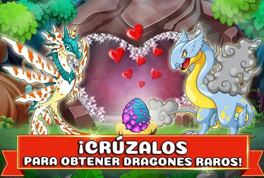 Dragon Battle captura de pantalla 3