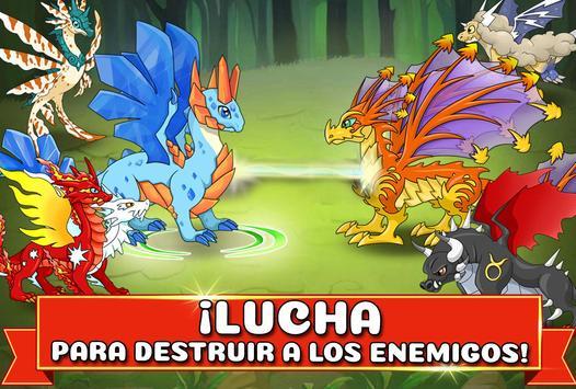Dragon Battle captura de pantalla 1