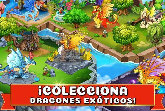 Dragon Battle captura de pantalla 2