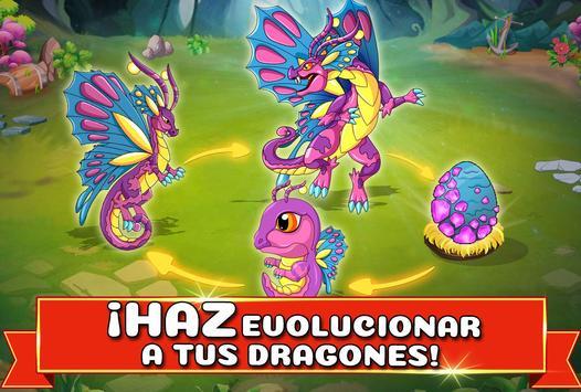 Dragon Battle captura de pantalla 4