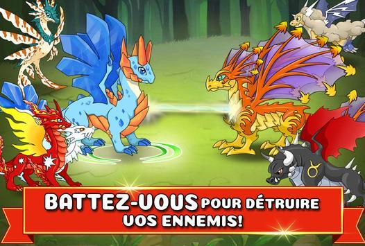 Dragon Battle capture d'écran 11