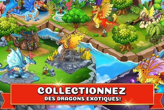 Dragon Battle capture d'écran 2