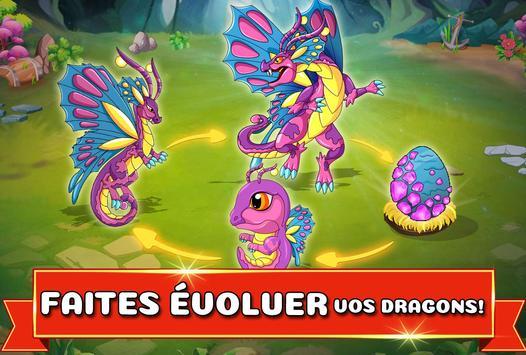Dragon Battle capture d'écran 4