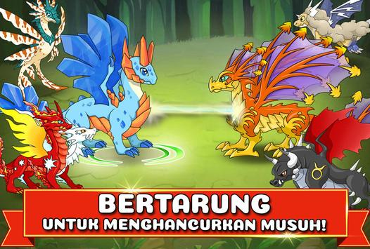 Dragon Battle syot layar 1