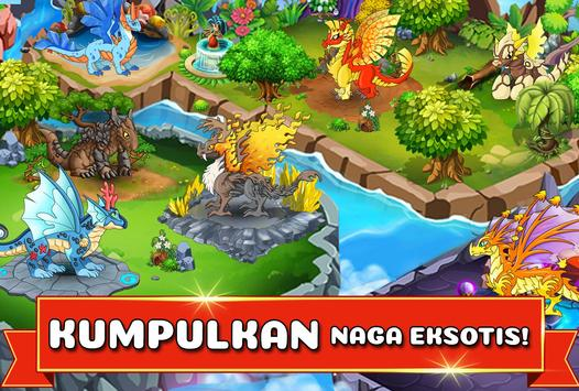 Dragon Battle syot layar 2