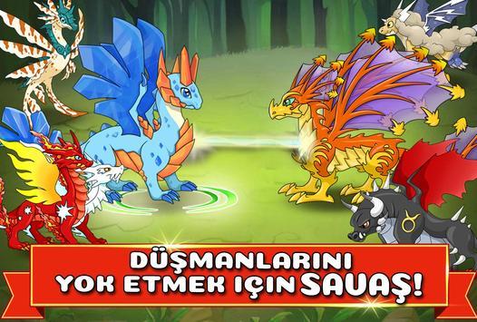Dragon Battle Ekran Görüntüsü 6