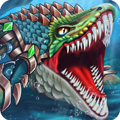 Sea Monster City أيقونة