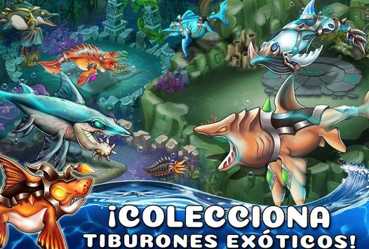 Sea Monster City captura de pantalla 1