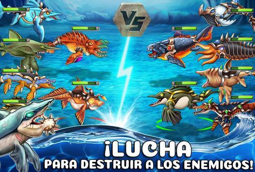 Sea Monster City captura de pantalla 2