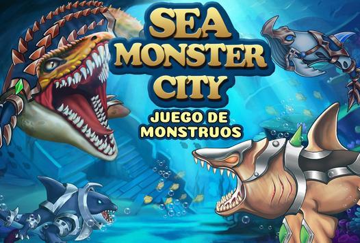 Sea Monster City captura de pantalla 5