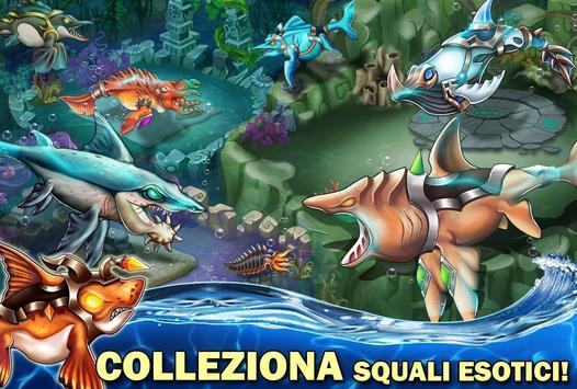6 Schermata Sea Monster City