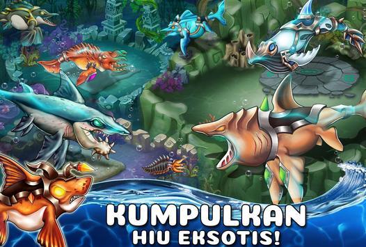 Sea Monster City syot layar 11